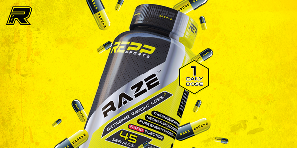 REPP Sports unveils its 2nd of 5 upcoming supplements