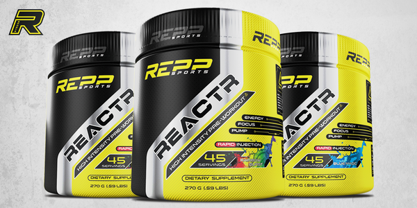 REPP Sports launching January 1st with 5 different supplements
