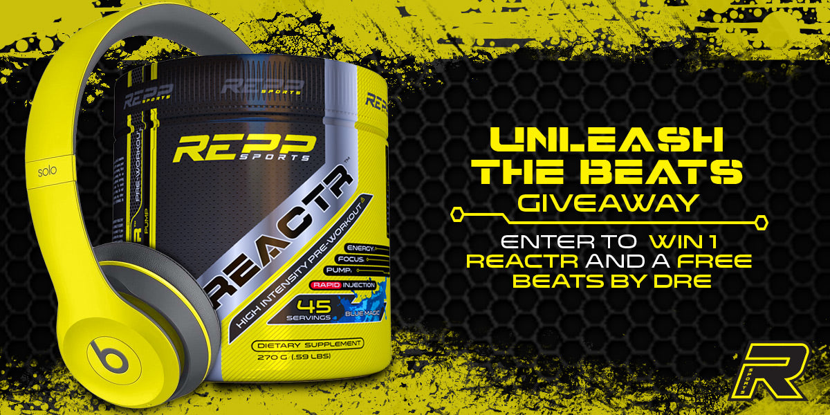 Repp Sports Giveaway