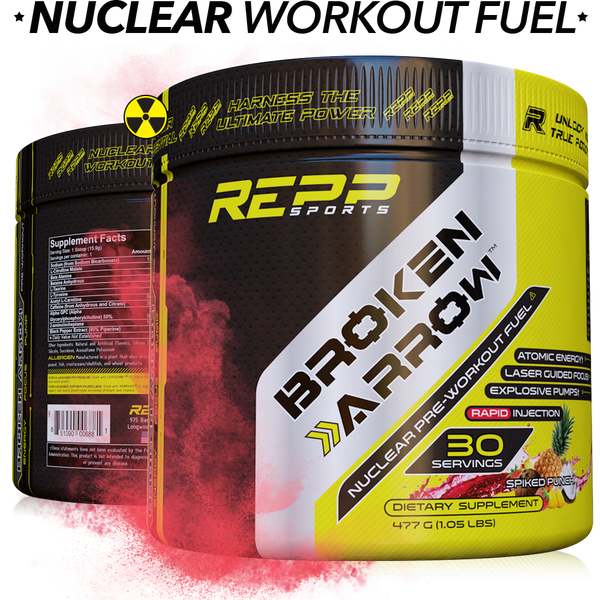 Broken Arrow™ ELITE Pre-Workout