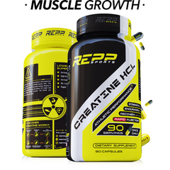Creatine HCL MUSCLE GROWTH