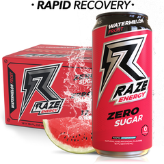 RAZE Energy Hustler Pack