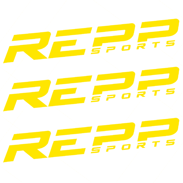 Mega Repp Sports Decal