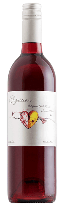 2017 Elysium California Black Muscat