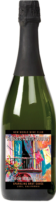 2018 Artisans of the Wine Country: Sparkling Brut White