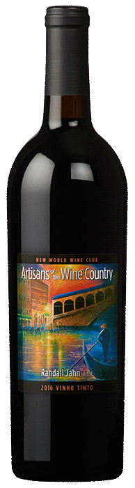 2016 Artisans of the Wine Country Vinho Tinto