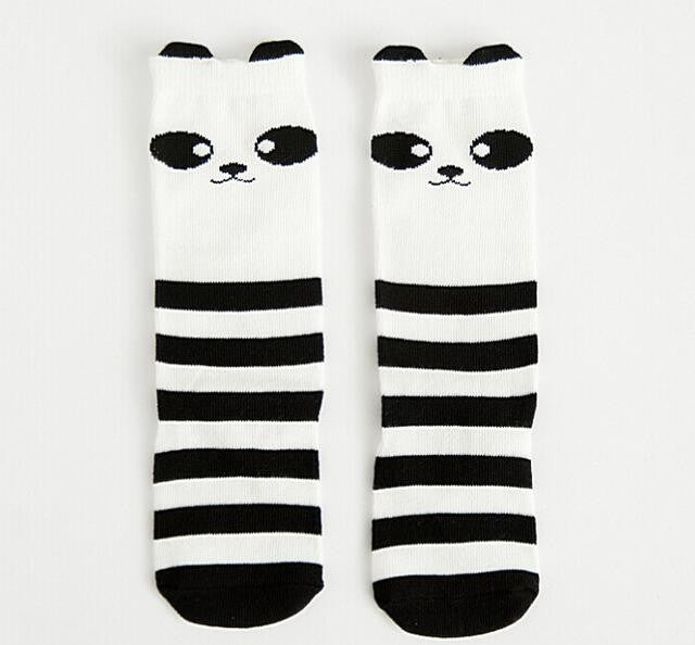 calcetines zorro baby knee high socks colorful totoro socks children