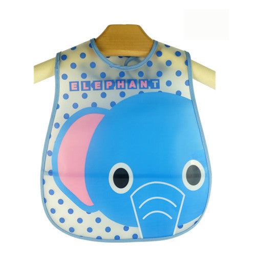 Baby Bibs Waterproof Cartoon Infant Burp Cloths 2016 Kids Clothing