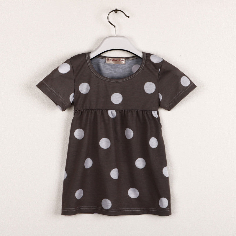 Baby girl summer dresses infant dress 2016 newborn baby girls