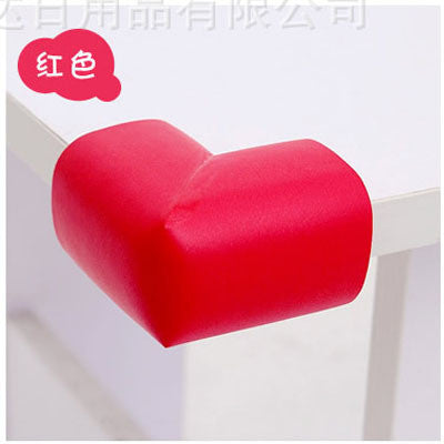 8Pcs/lot 60*60*12mm Soft Baby Safe Corner Protector Baby Kids Table