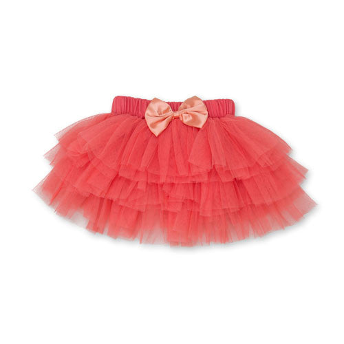 Fashion Baby Girls 6 Colors Tutu Skirt Pettiskirt Rose Red Newborn