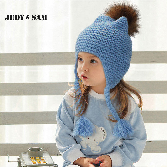 All For Children Clothes Accessories Kids Casual Bomber Baby Hat