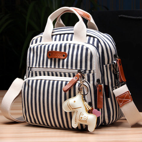 Multifunctional Fashion Diaper Backpack For Mom,New Cartoon Horse