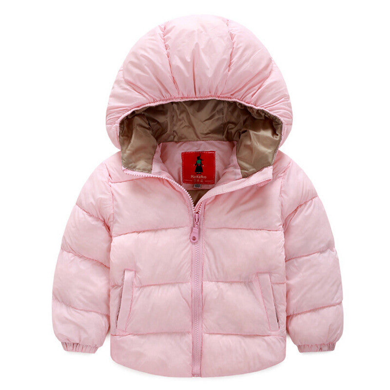 Baby Boy Jacket Children Outerwear Coat Fashion Boy Coat Baby Girl