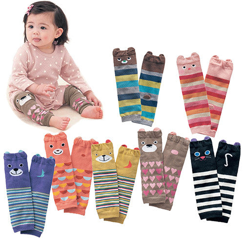 Bluelans Hot  Baby Toddler Boy Girl Long Stripe Cotton Legging Arm Leg