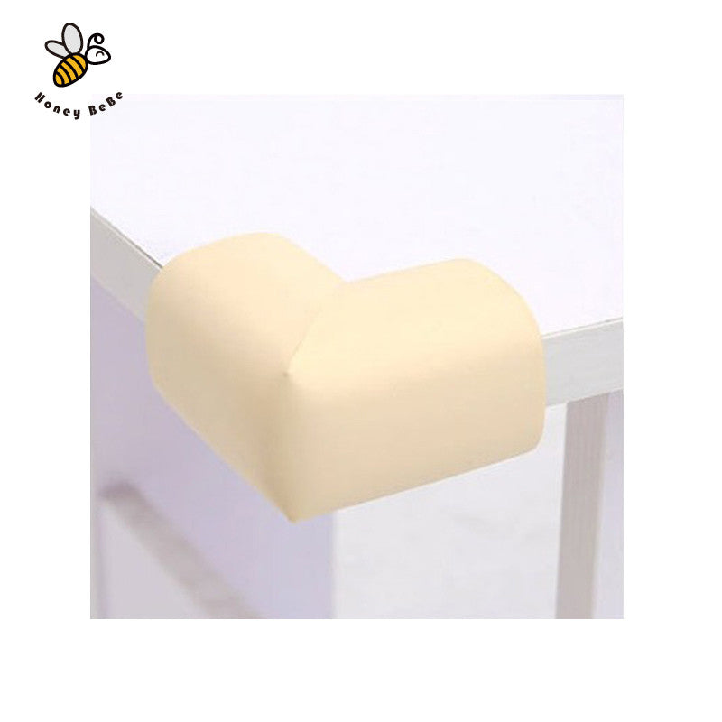 8Pcs/lot 60*60*12mm Children Protection Corner Soft Table Desk