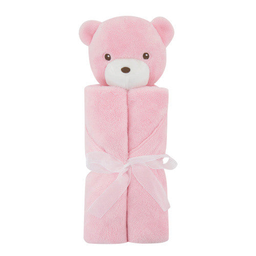Baby Care Winter Boy Girl Gift For Newborn Blanket Soft Warm Coral