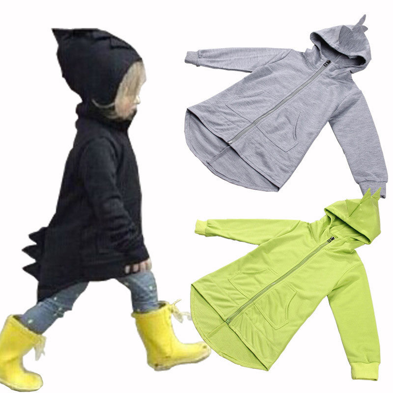 90-130cm children clothes outerwear children coat baby girl jackets