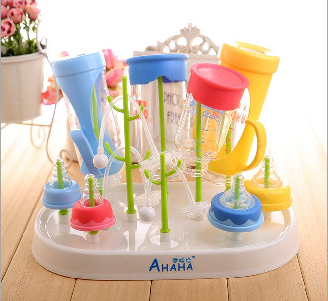 Baby bottle Dryer  Kitchen Bottle Drying Rack brand baby  Infant