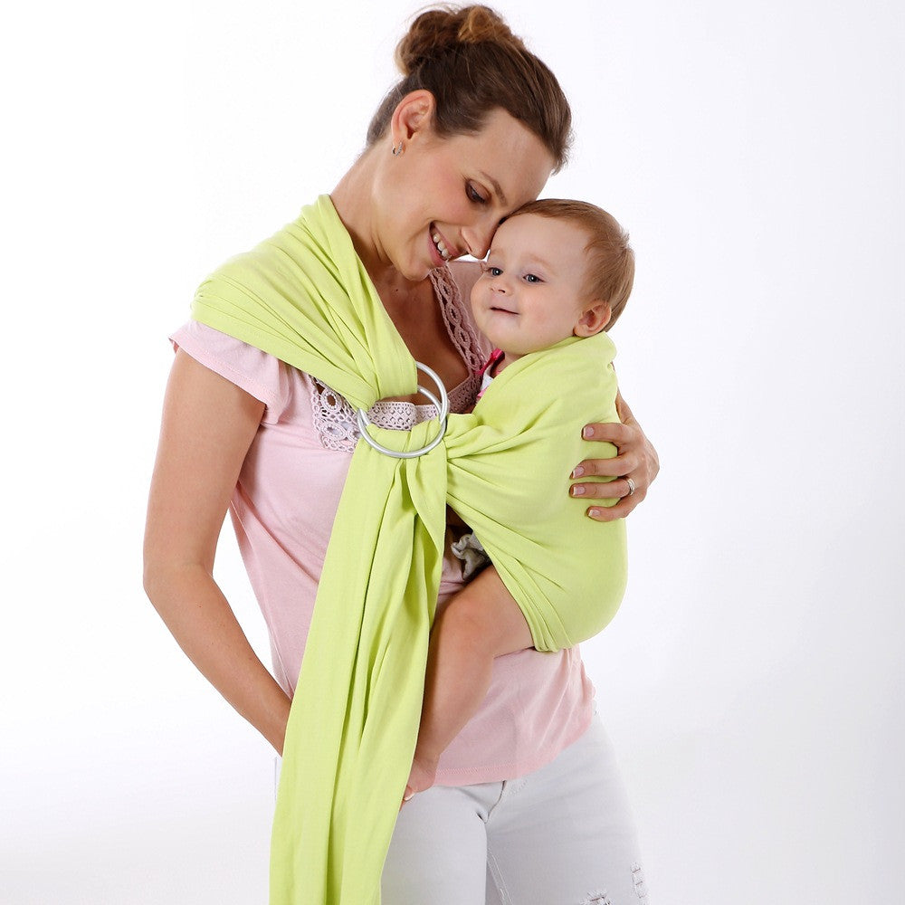 Baby Sling Carriers 100 Cottonbaby Wrap Ergonomic Baby Carrier