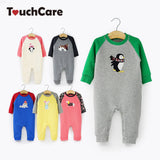 Baby Girl Clothes Newborn Baby Boy Romper Thick Cotton Long Sleeve Baby Costume Cute Animal Baby Clothing Newborn Jumpsuits