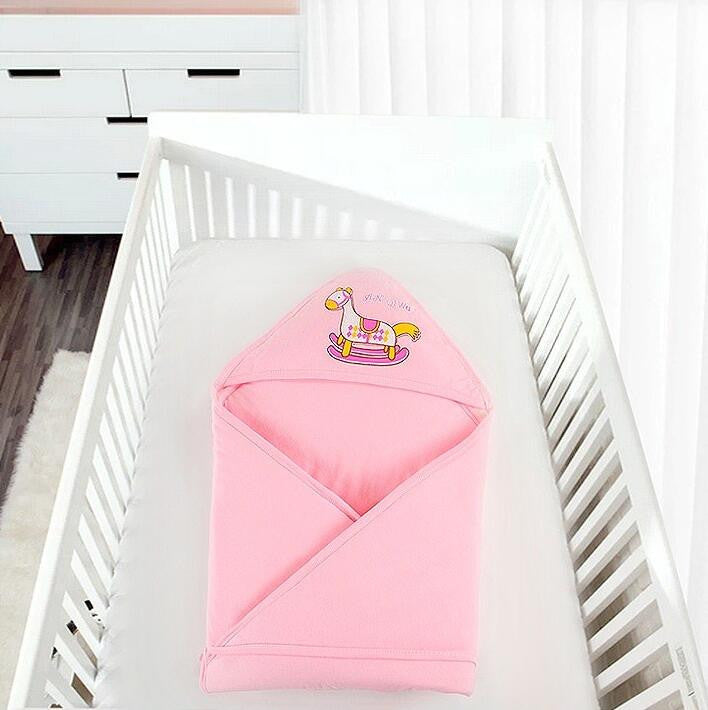 80x80cm Envelopes Newborns Sleeping Bag Baby Newborn Blanket Infant