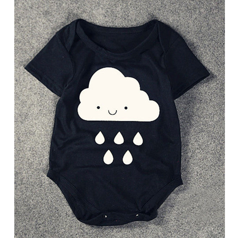 Baby Boy Infant Body Cartoon Baby Boy Bodysuits Panda Baby Clothing