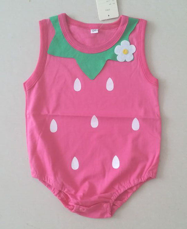Baby Bodysuits Cotton Infant Body Bebes Short Sleeve Clothing Baby