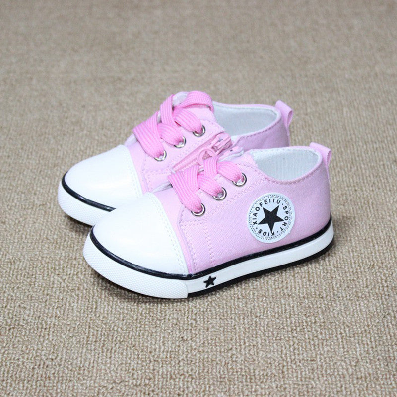 Baby Casual Shoes 2016 New Arrival Shoes Baby Brand Size 6&6.5&7&8&8.5