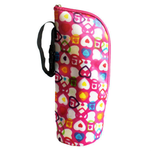 Baby Bottle Warmers Thermal Feeding Mummy Tote Bag Hang Stroller