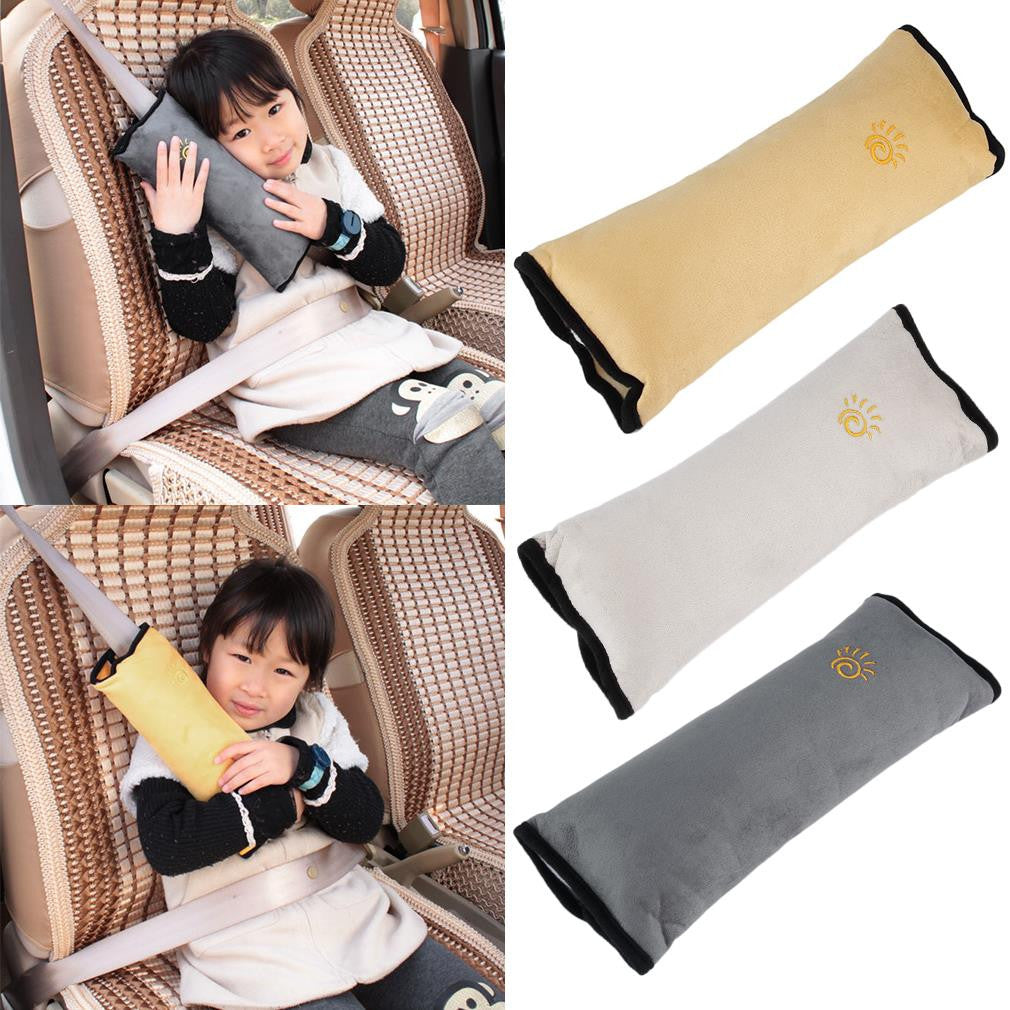 Baby Auto Pillow Safety Belt Protect Shoulder Pad adjust Seat Belt
