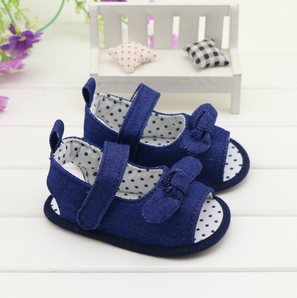 Baby First Walkers Baby Shoes Cute Soft Bottom Toddler Shoes for Kids