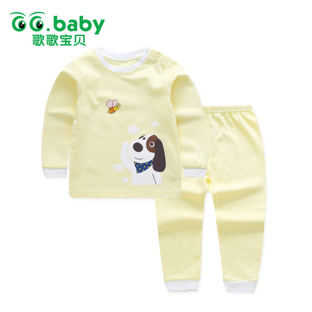 Baby Girls Clothing Set Outfits Children Toddler Baby Boy Outfit