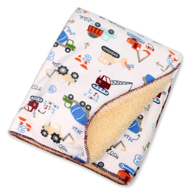 baby blankets air conditioning blanket newborn blanket swaddle wrap