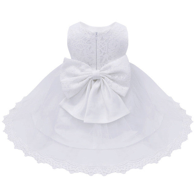 Baby Girl Dress Summer 2017 Princess Kids Clothes Wedding Party