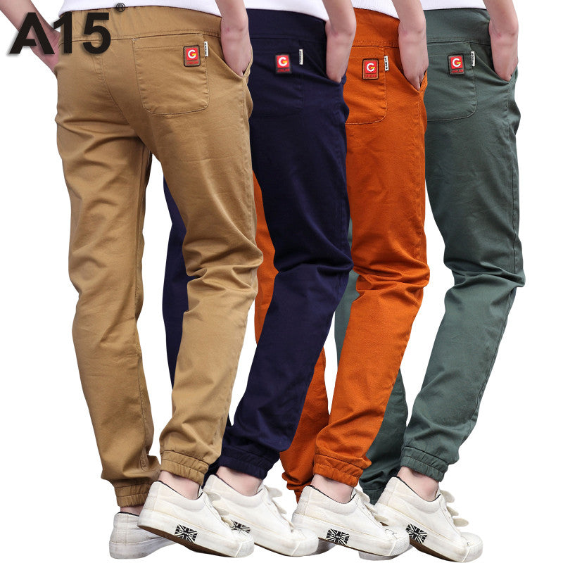 A15 Boys Pants 2017 Spring High Quality Teenage Boy Clothing Kids
