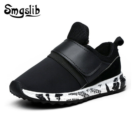 Children shoes Breathable Mesh Sneaker sport Kids shoes 2017 Spring Soft Bottom Running Shoes Boys Causal Girls Shoes Trainer