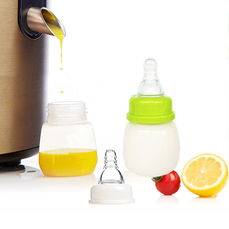 60ml Baby Feeding Bottle mamadeiras Newborn Kids Nursing Care