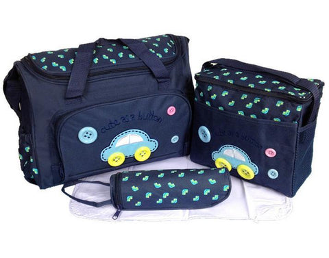 Multifunctional Fashion Car Mother Bags Baby Diaper Stroller Nappy