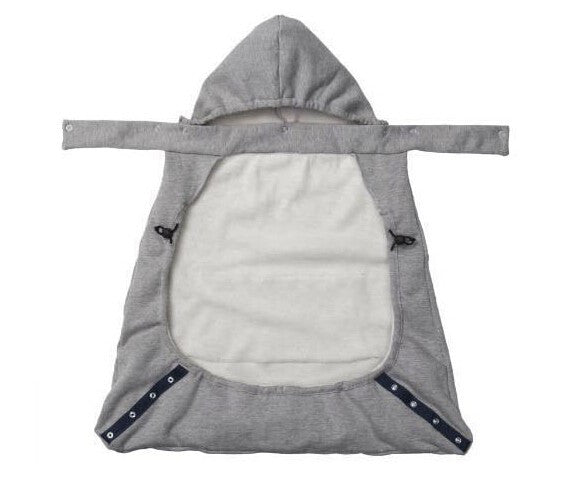 New Winter baby carrier jacket Cloak Windproof  Warm Baby Sling Cap Mantle Baby Warm Coat Cloak Baby outdoor essential