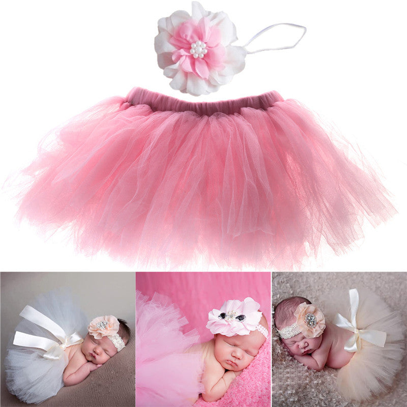7 Colors New Hot Costume Outfit 0-1Months Newborn Baby Photography