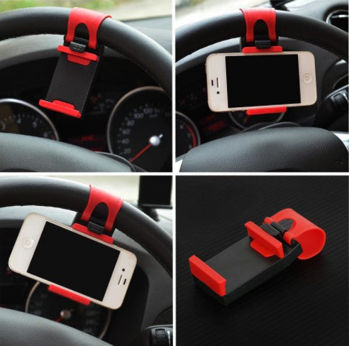 Universal Steering Wheel Clip