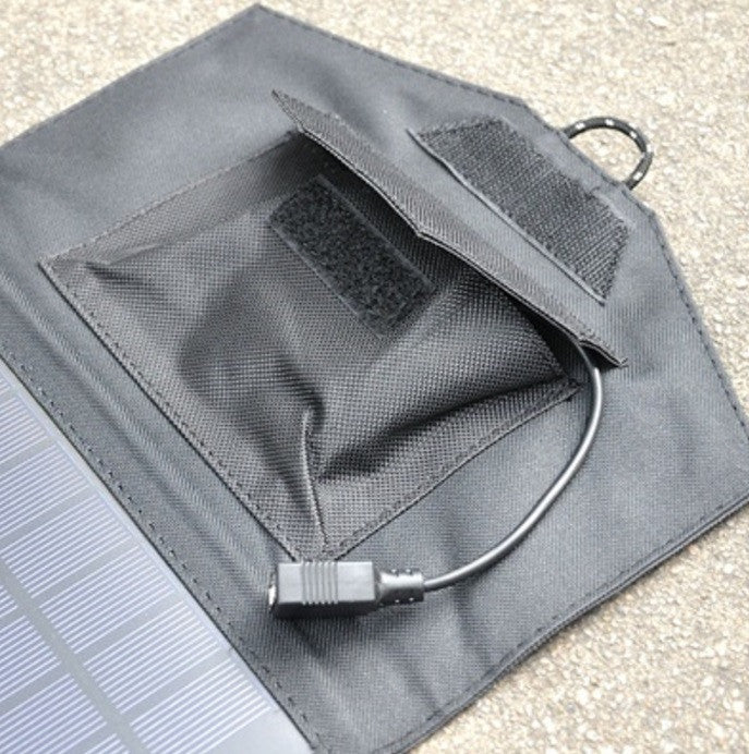 Portable Foldable USB Solar Charger