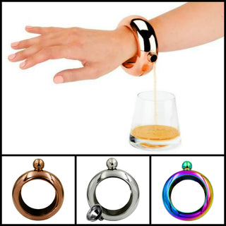 The Sneaky Sip Bangle