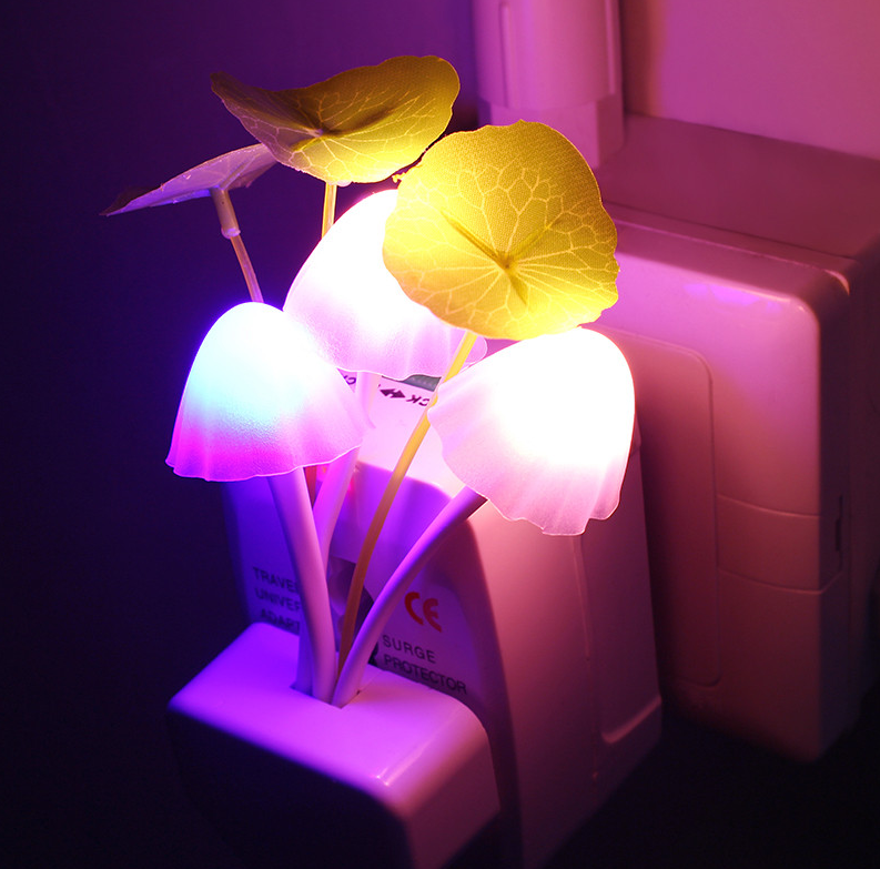 """Fungus"" Nightlight"