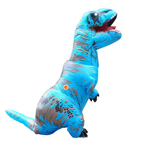 Inflatable T-Rex Costume