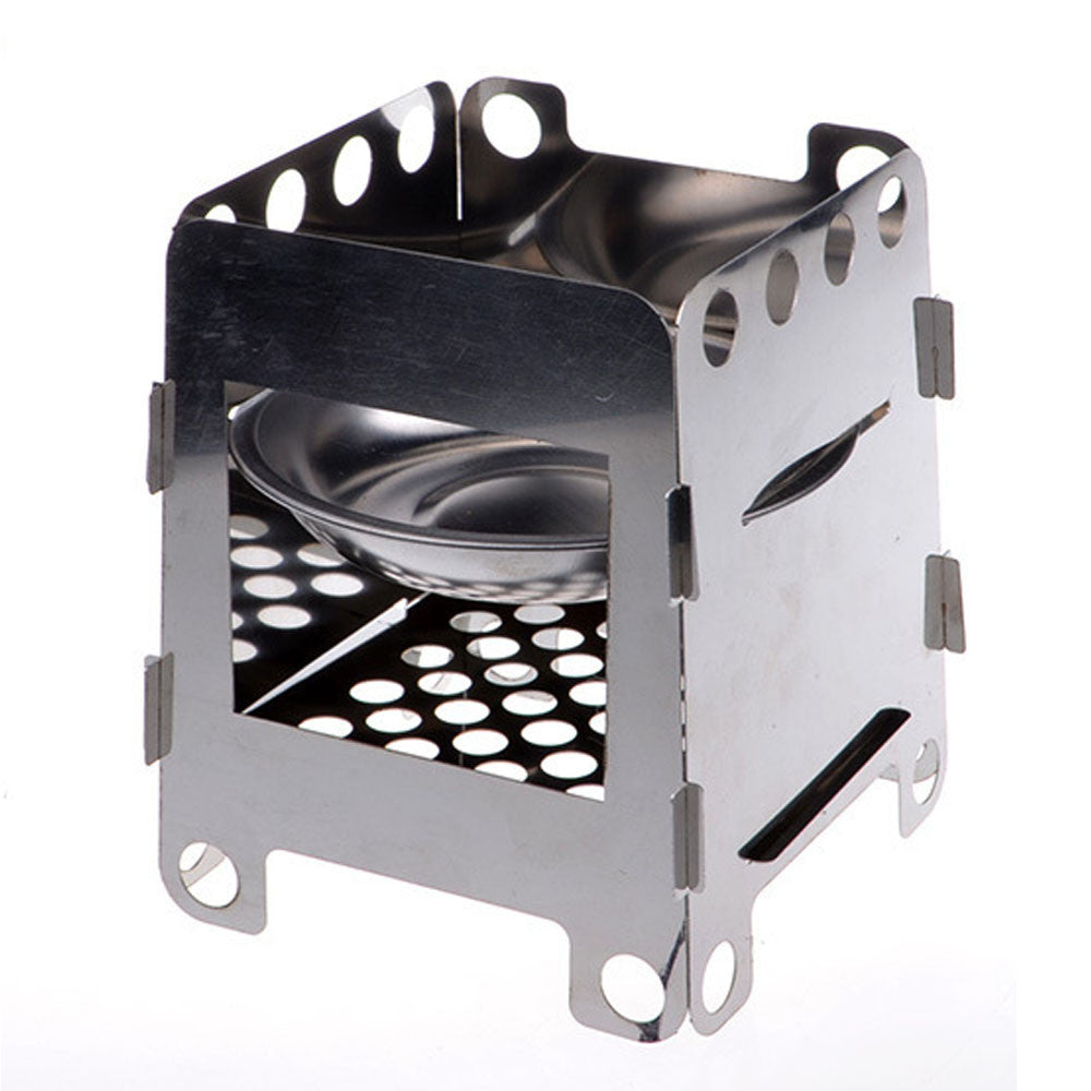 Stainless Steel Pocket Stove