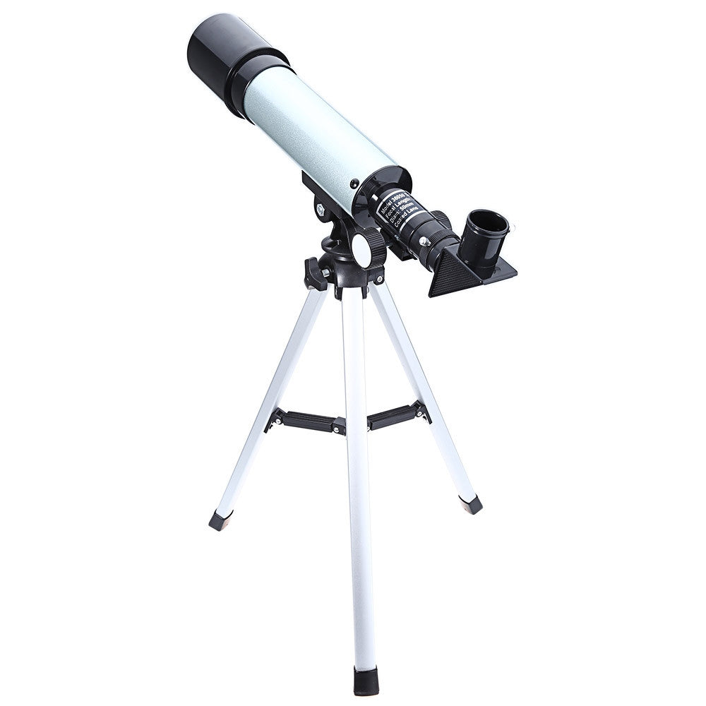 Astronomical Telescope With Portable Tripod