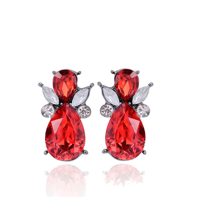 Angel Stud Earrings