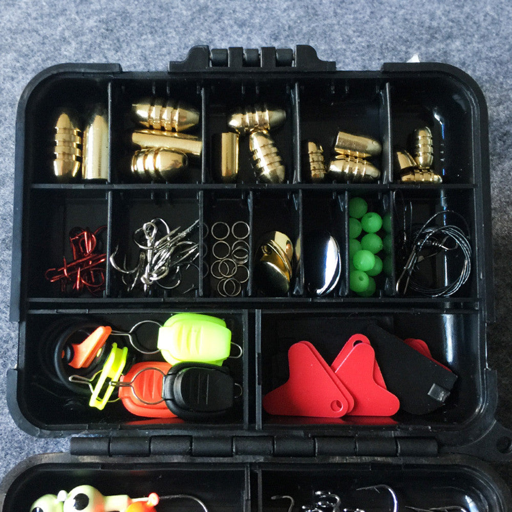Ready to Fish Tackle Box